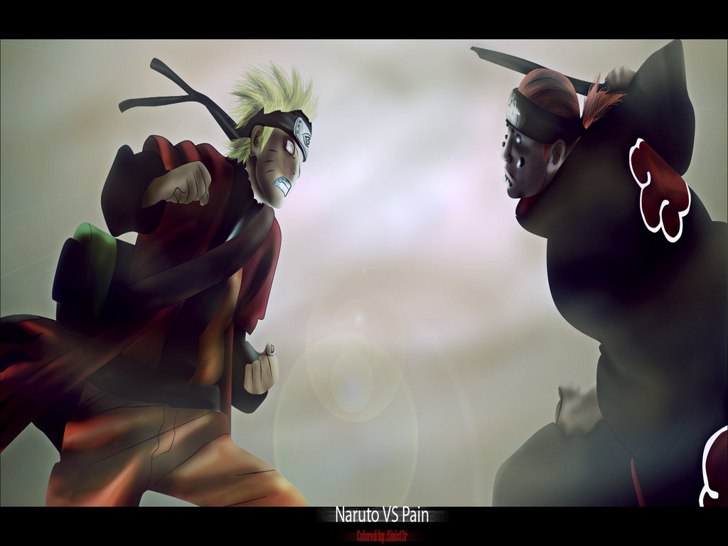 Naruto Vs Pain Wallpaper 9246 Hd Wallpapers in Anime   Imagescicom 1024x768