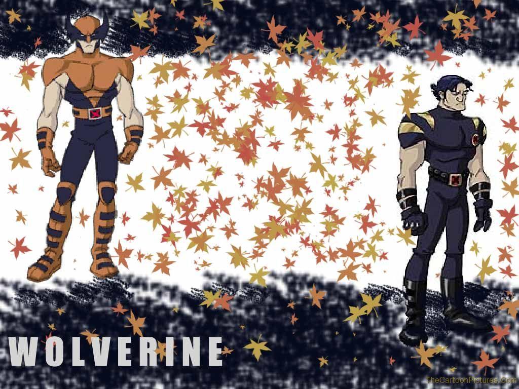X Men Evolution Wallpaper 1024x768