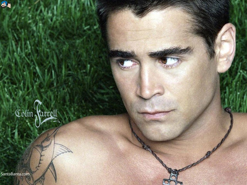 Download Colin Farrell HD Wallpaper 3 1024x768