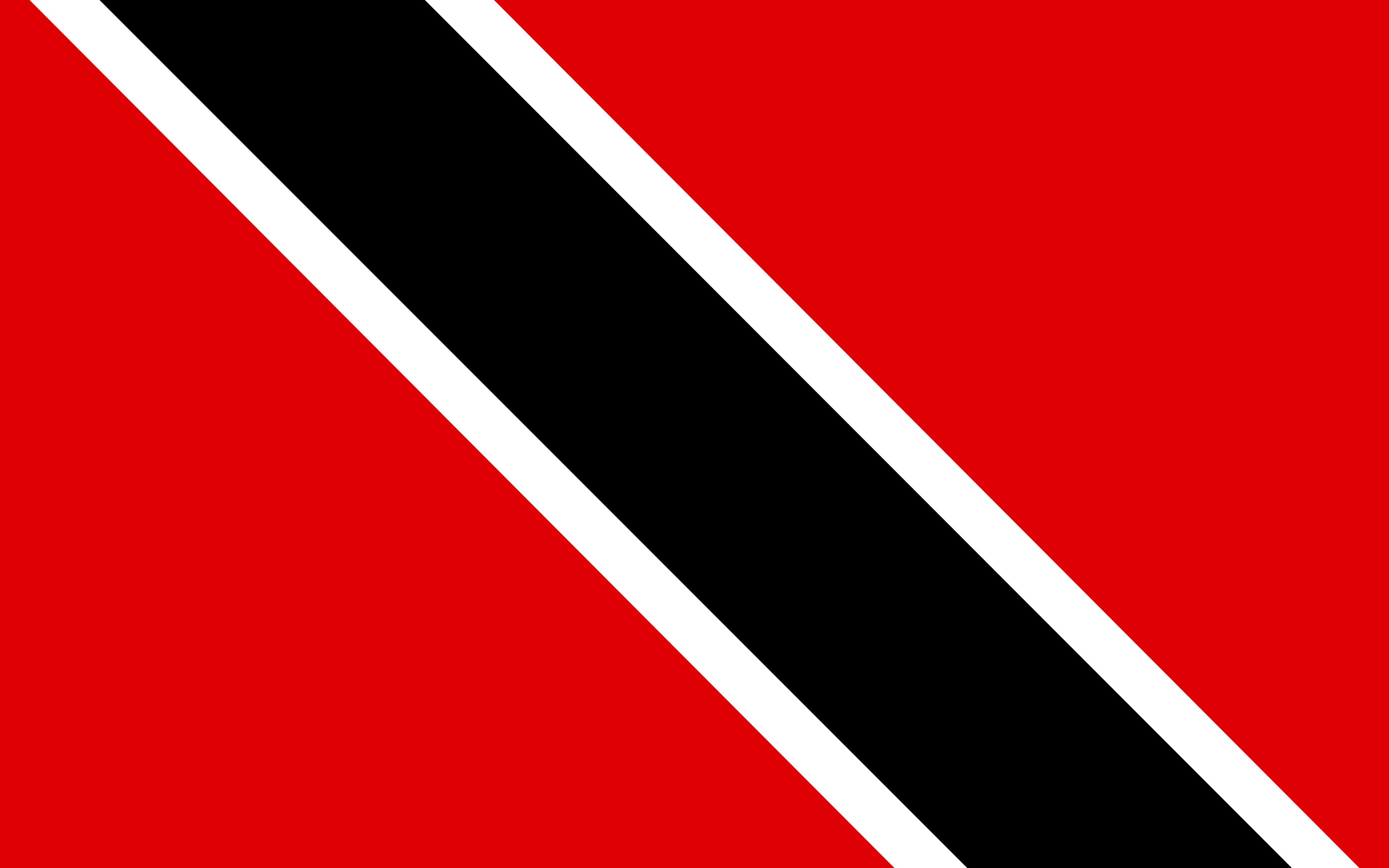 Images Trinidad and Tobago Flag Stripes 3840x2400 3840x2400