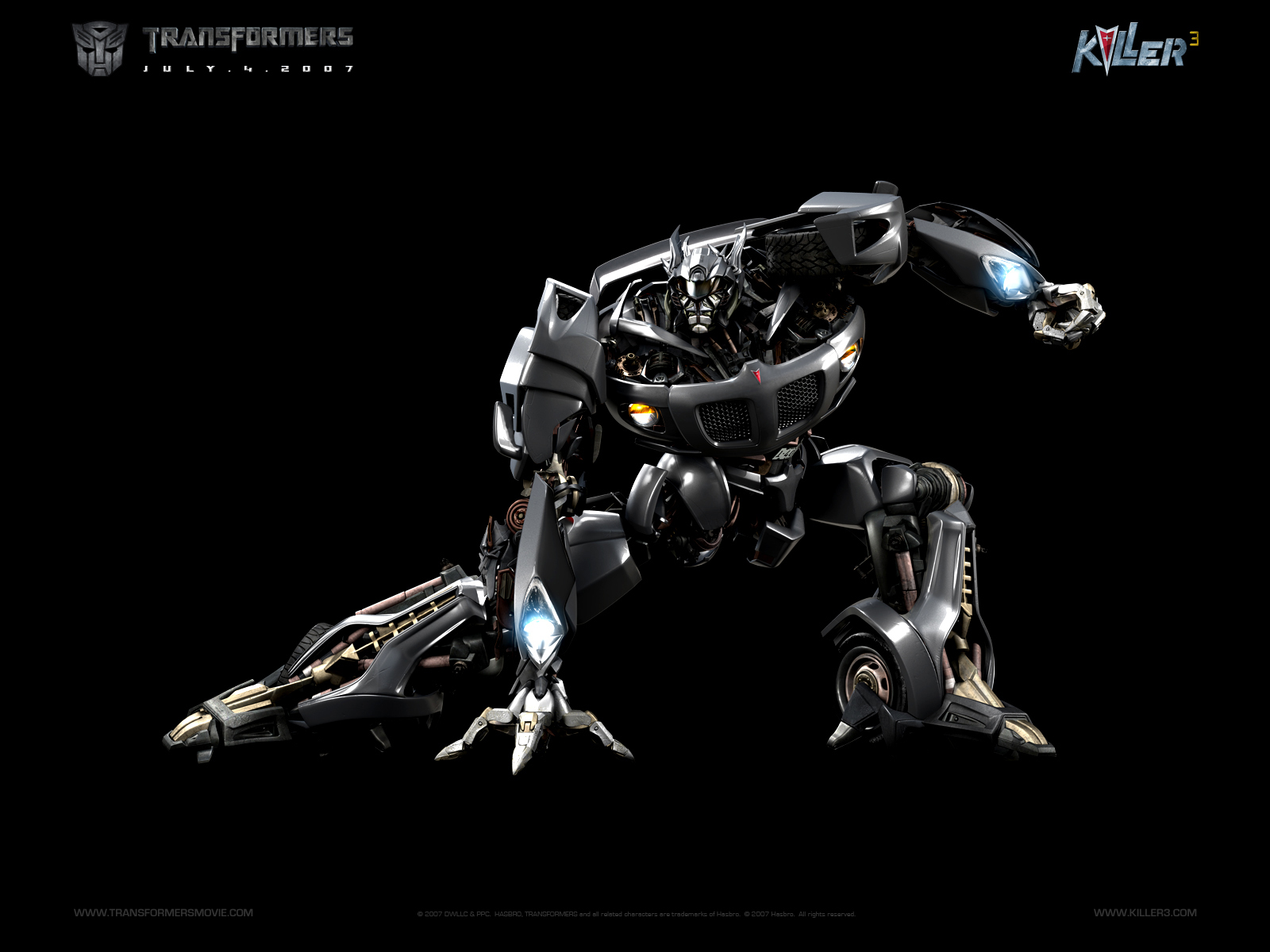 Transformers Ultimate Collection Screensavers Wallpapers Videos 1600x1200