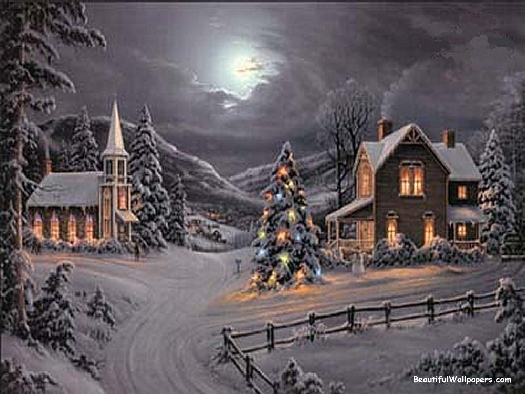 Christmas wallpaper page 1 1024x768