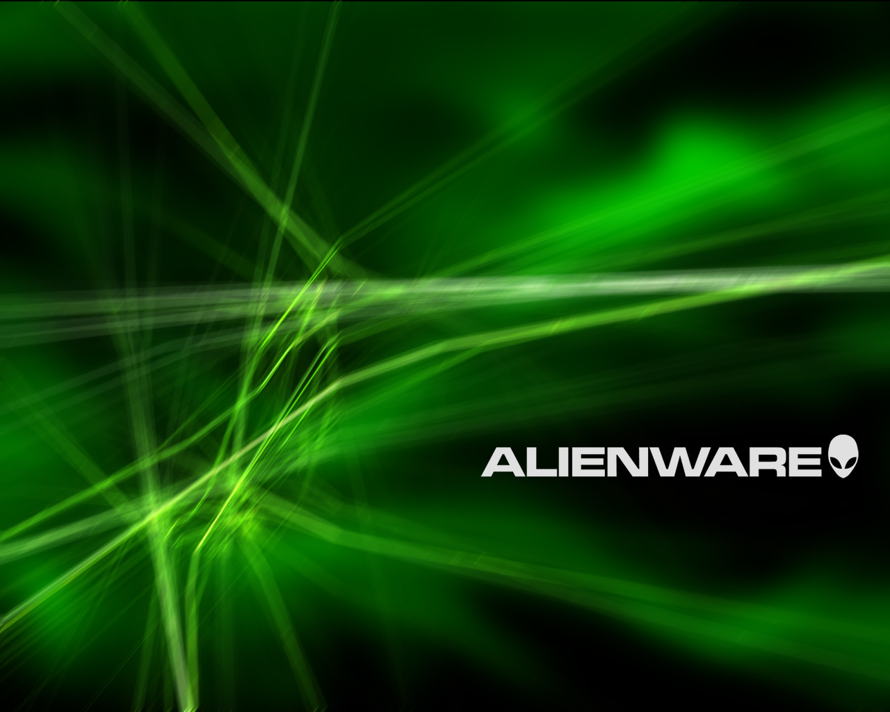 Green Alienware Wallpapers   4911 1280x1024