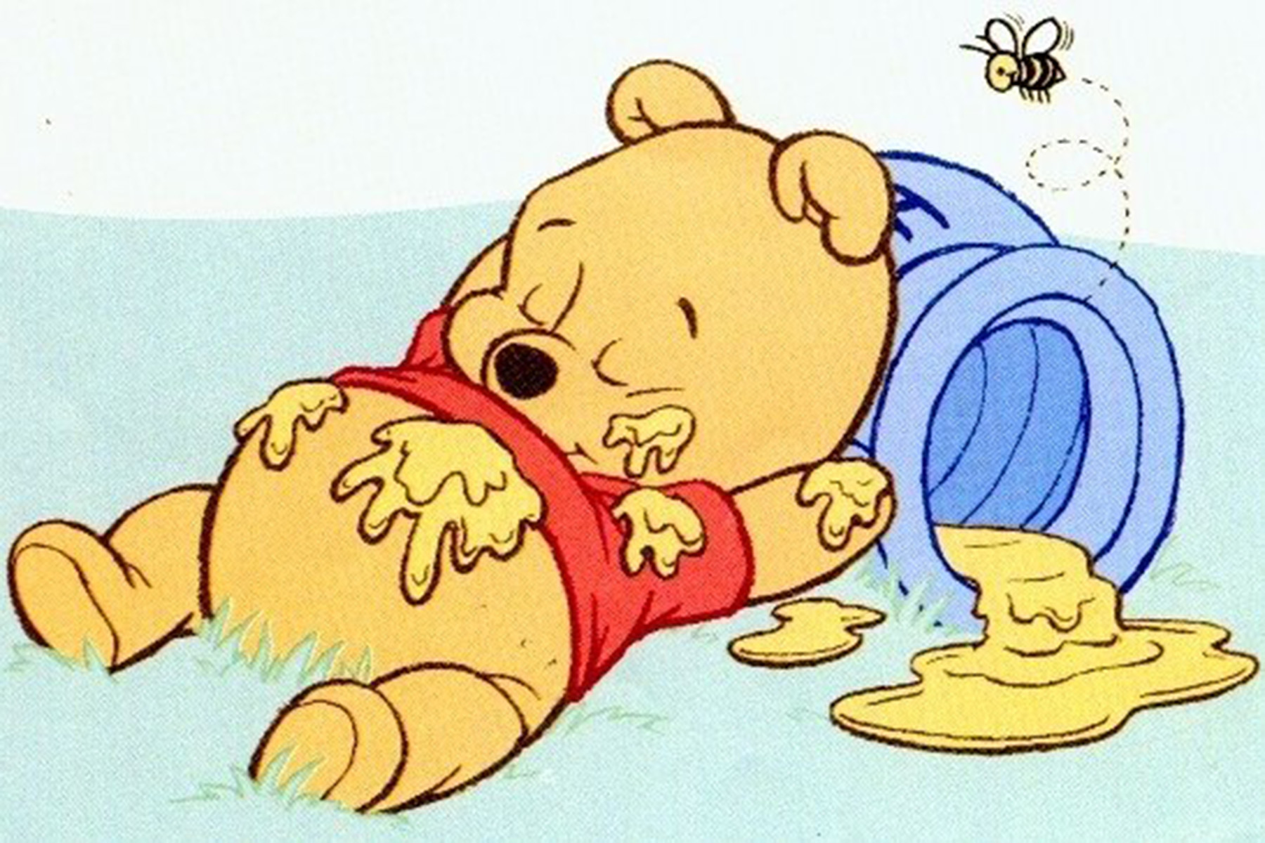 Free Download Winnie The Pooh Cute Wallpapers 9457 Wallpaper