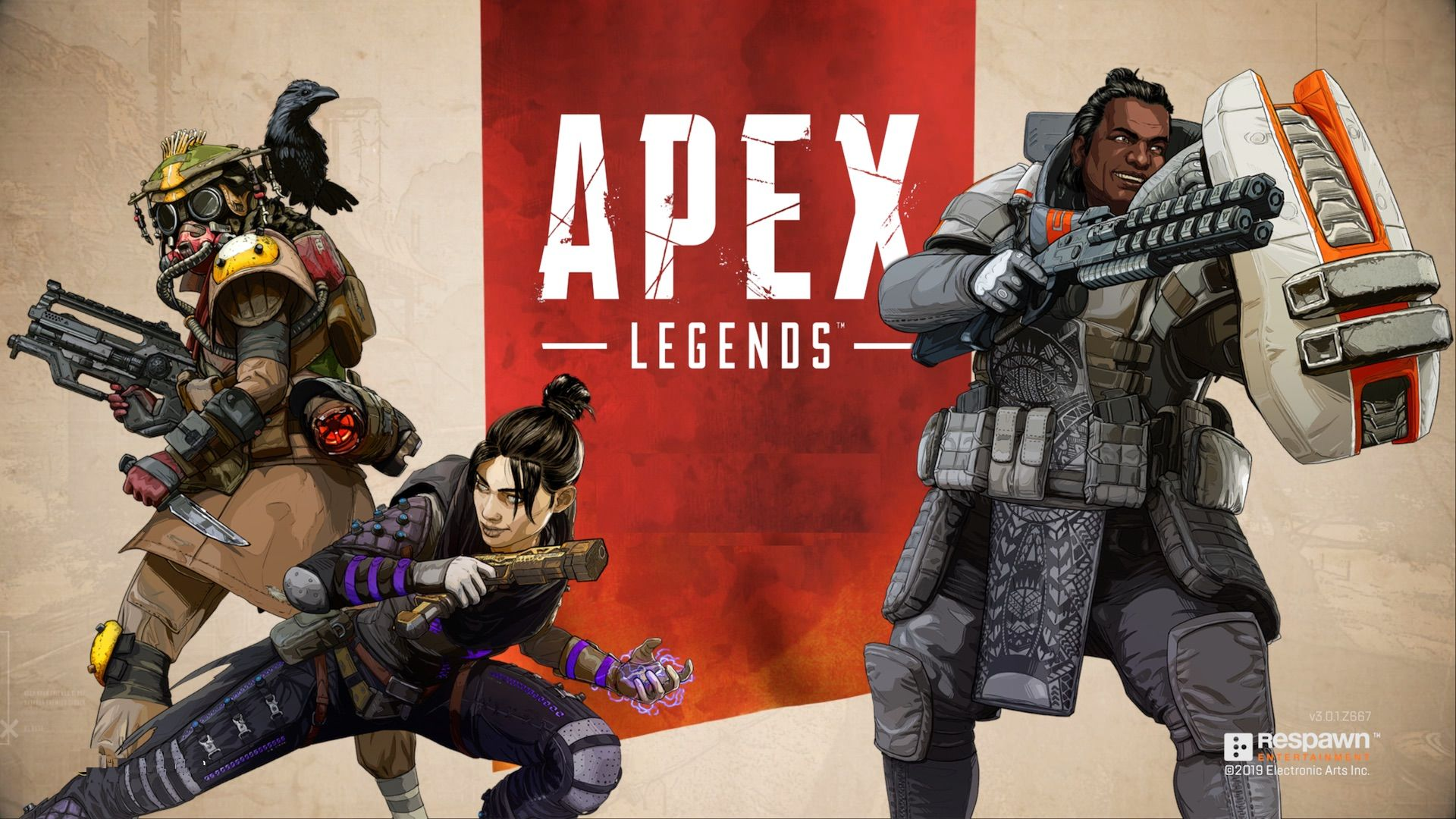 Apex Legends Game HD Wallpaper 67150 1920x1080px 1920x1080