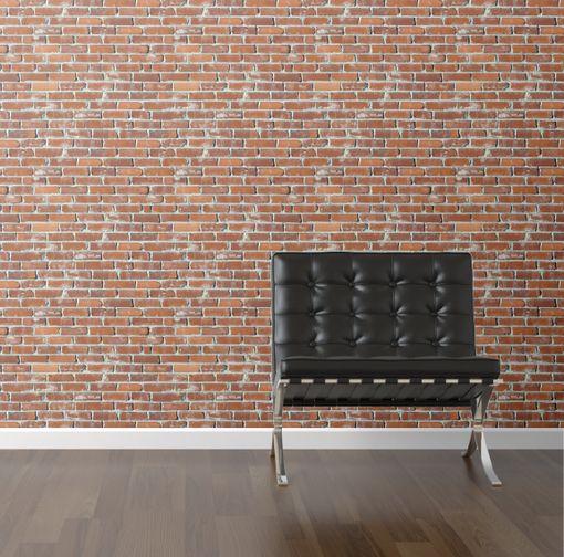 Brick Wall Removable Wallpaper 510x504