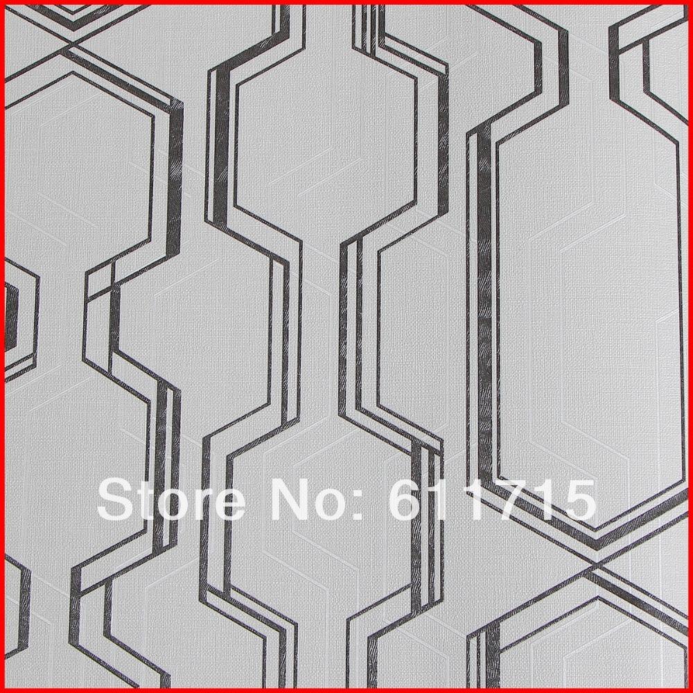 Latest Wallpaper Designs Modern Geometric Design Vinyl WallpaperChina 1000x1000