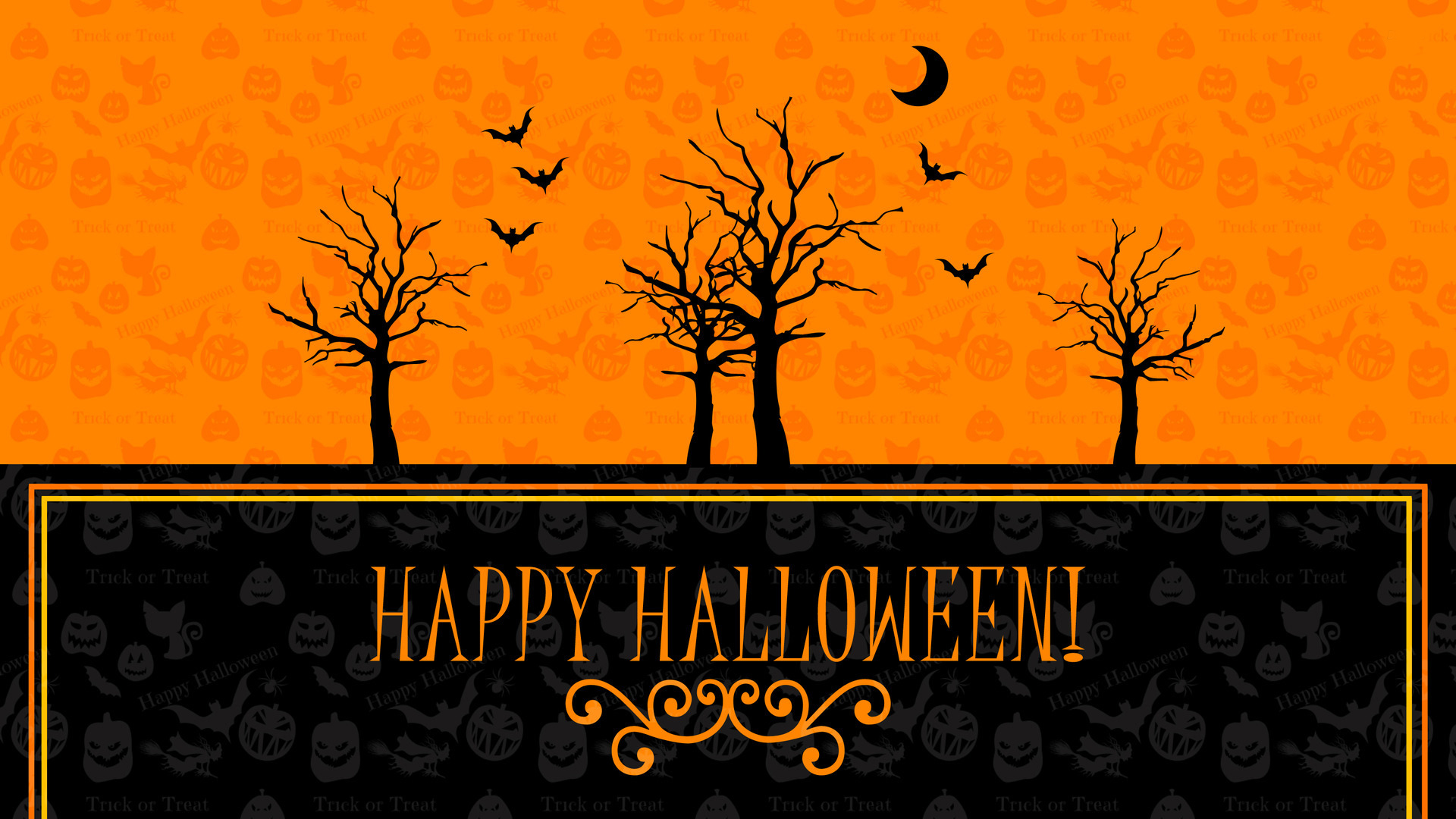Happy Halloween Wallpapers 1920x1080