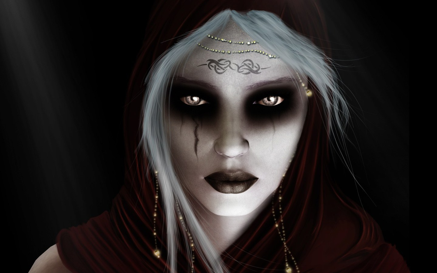 Wallpaper World Evil Witch Wallpapers 1440x900