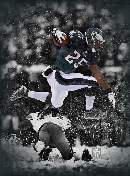 Philadelphia Eagles HDR Sports 439x594