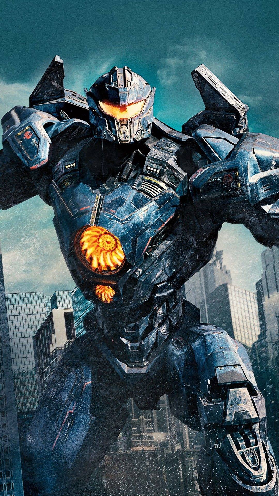 Pacific Rim Uprising Gipsy Avenger Wallpaper 1080x1920 Pacific 1080x1920