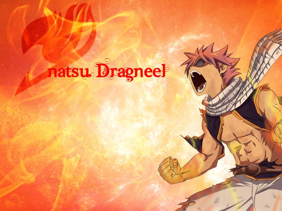 Natsu Dragneel Wallpaper 900x675