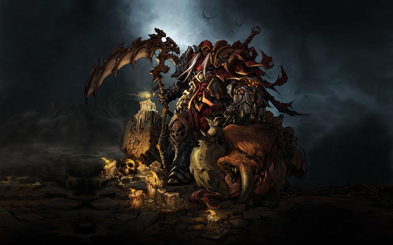 Darksiders wallpaper background 3000x1875