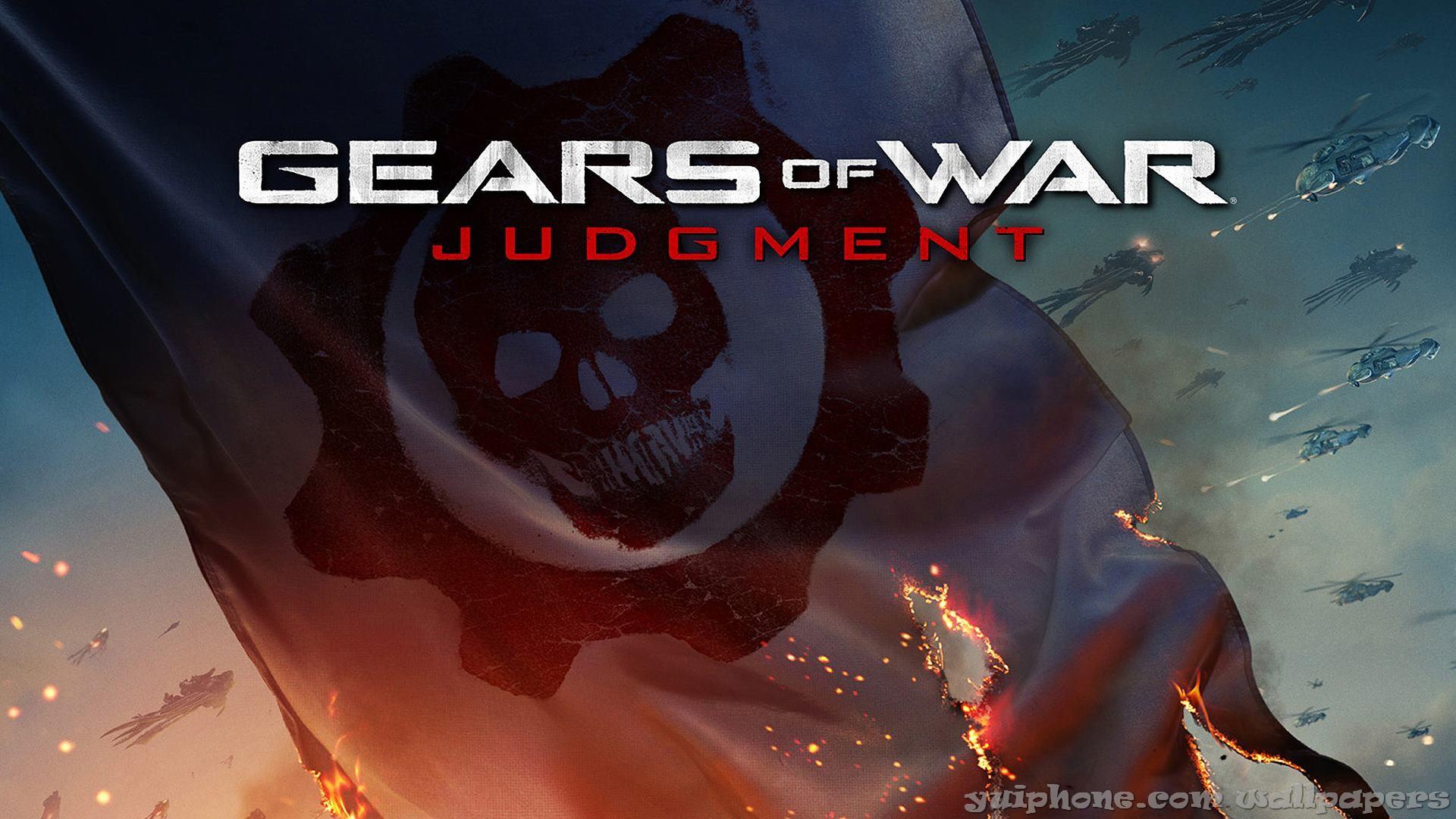 Gears Of War Judgment HD Wallpaper Games Wallpapers 1920x1080