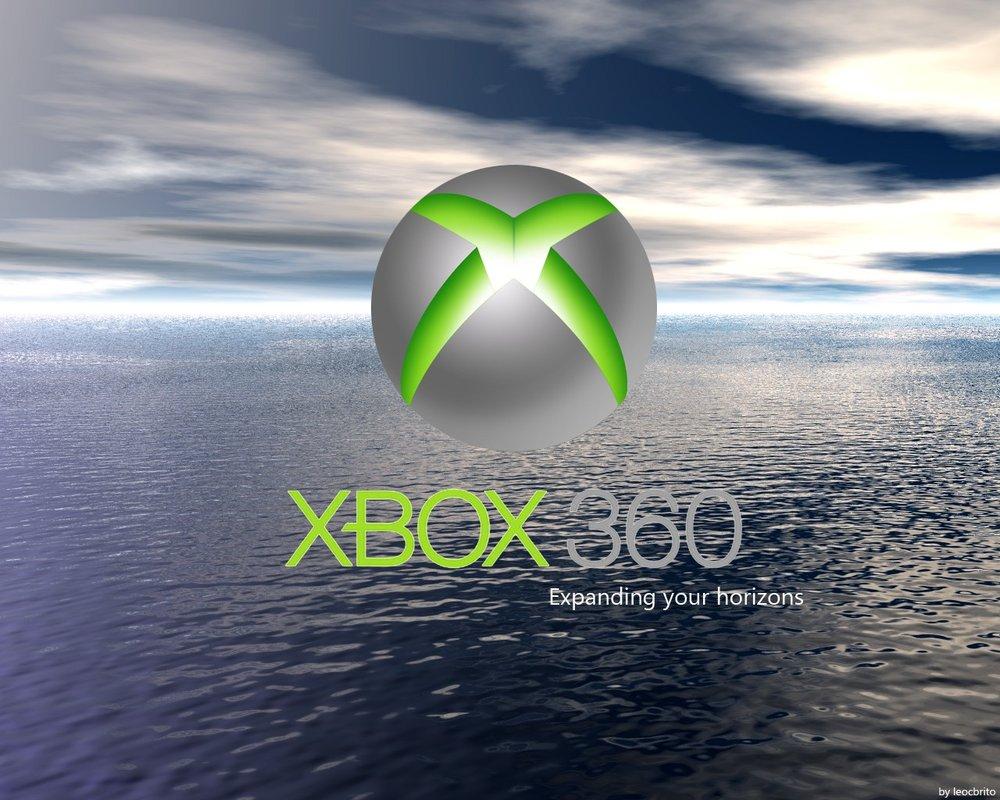 Xbox 360 Wallpaper by leocbrito 1000x800