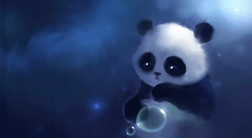 Cute Wallpaper Panda Anime 11127 Wallpaper Cool Walldiskpapercom 1024x564