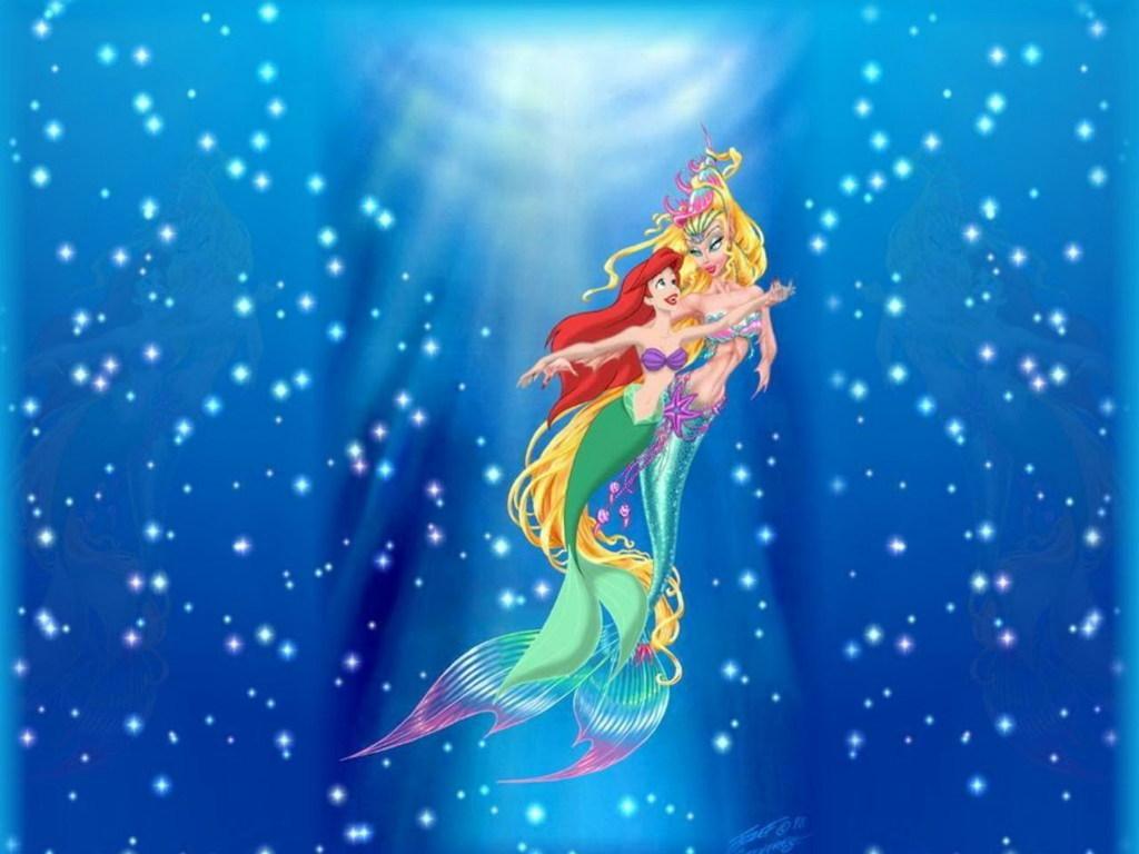 Free Download Ariel The Little Mermaid Wallpaper 20003067