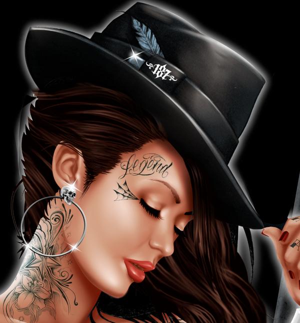Gangster Love Wallpaper - WallpaperSafari