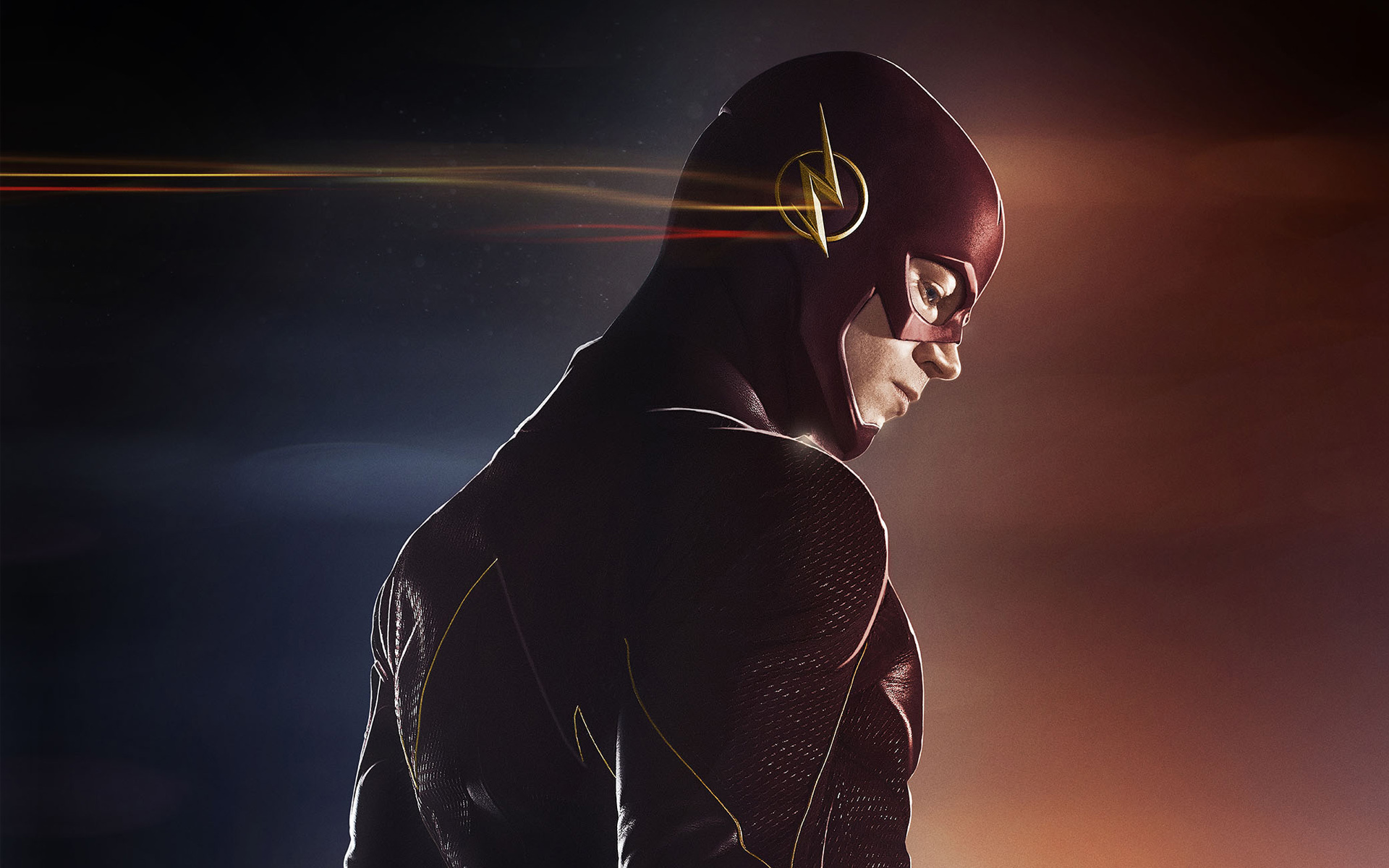 Barry Allen   The Flash Movie HD Wallpapers 1920x1200