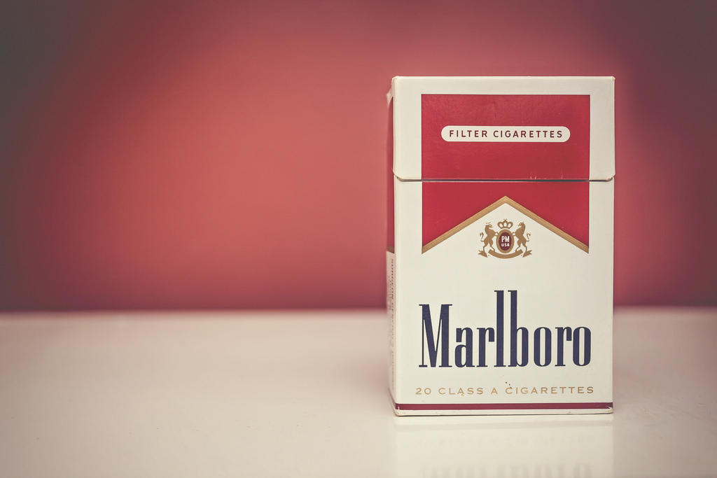 Most popular Denver cigarettes Marlboro
