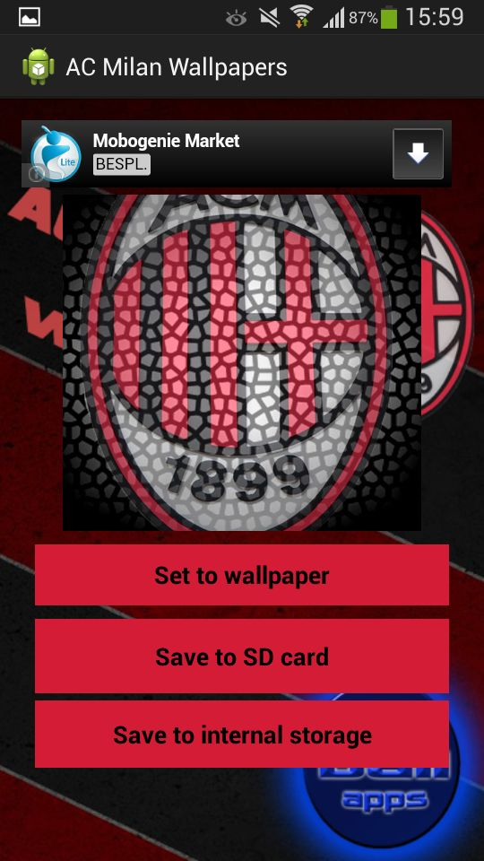 AC Milan Wallpapers Download   AC Milan Wallpapers 10 Android 540x960