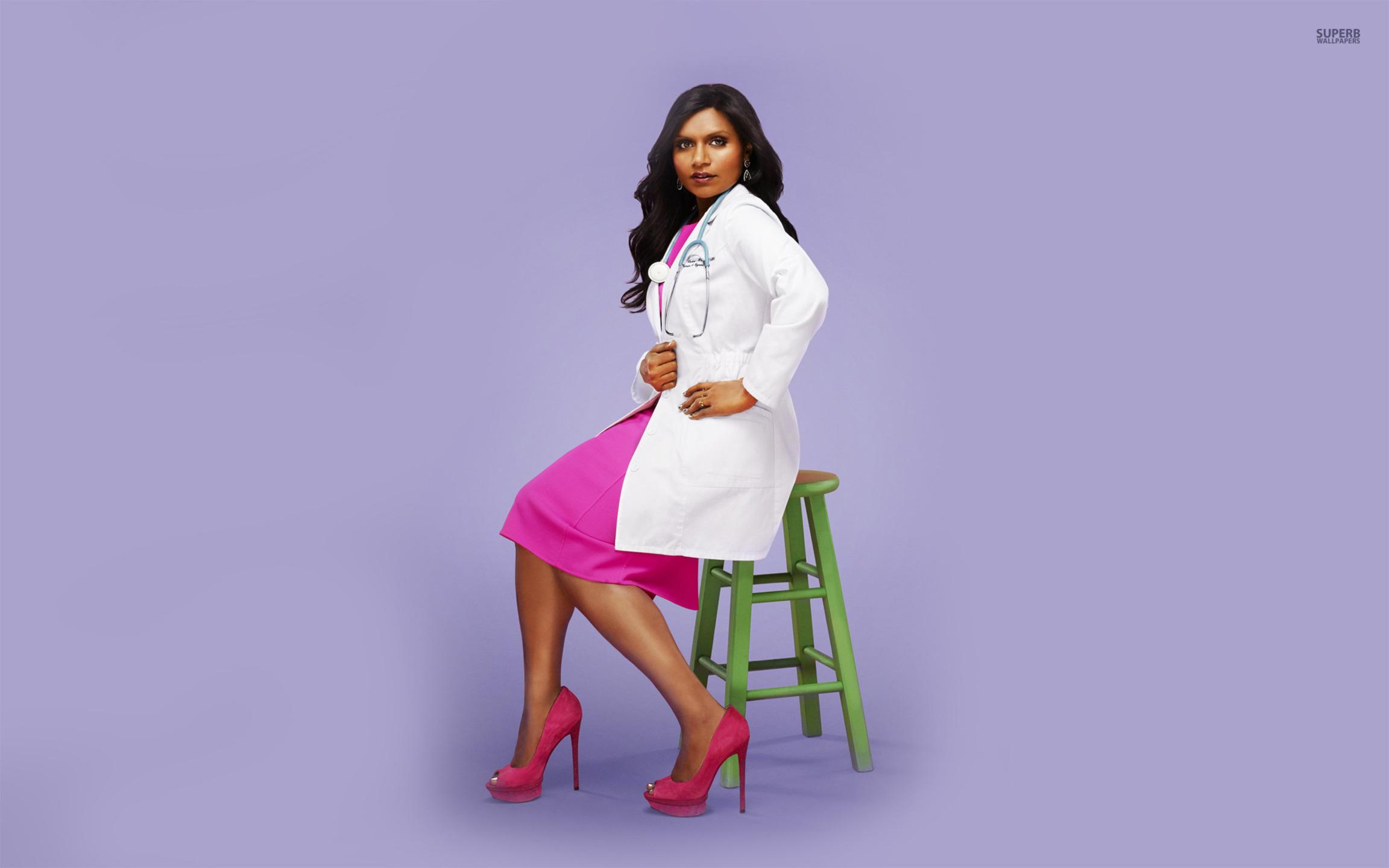 dr mindy lahiri Wallpaper HD Wallpaper   HD 2304x1440