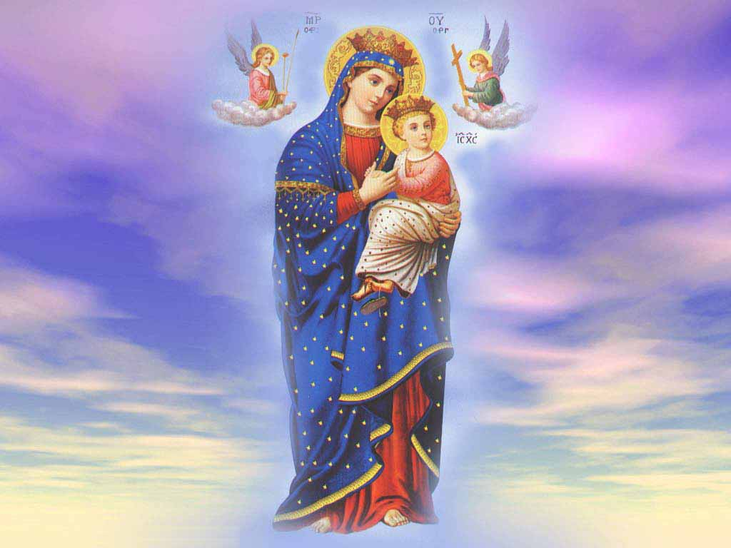 Mother Mary Wallpapers 11 1024x768