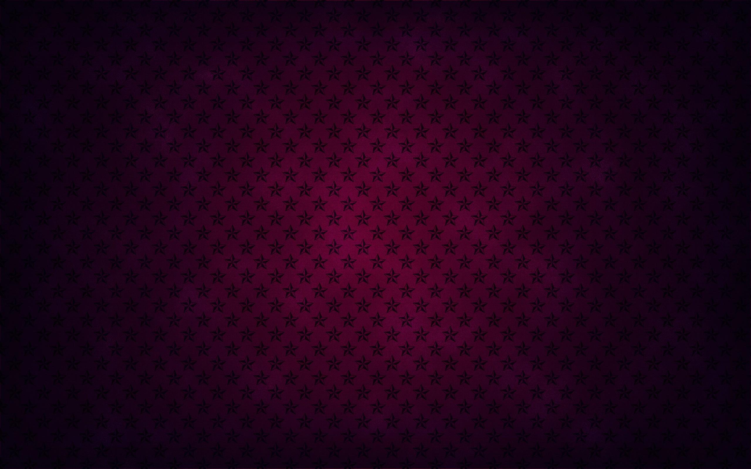Plain Pink Black Star Background Daily Pics Update HD 2560x1600
