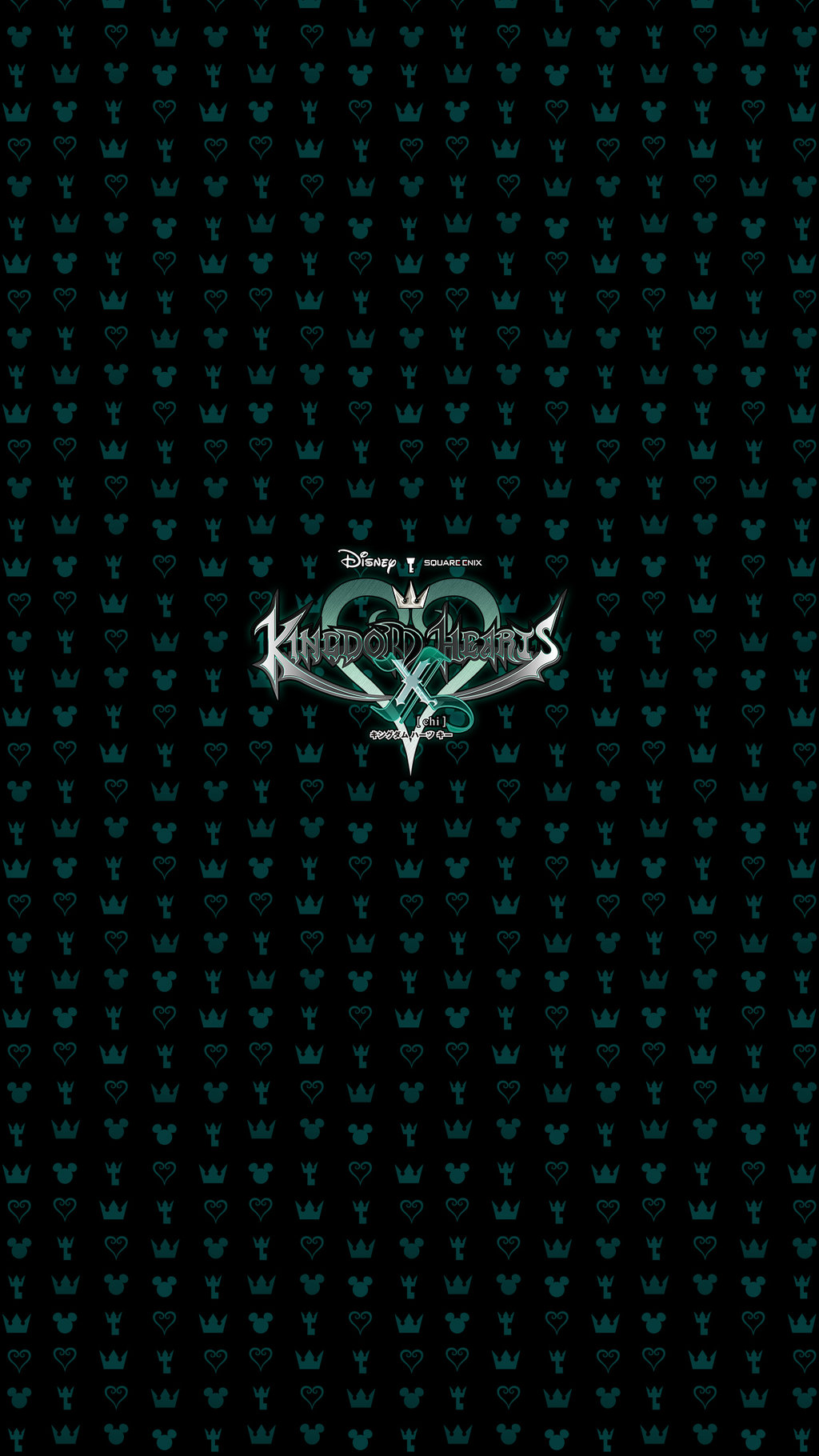 Kingdom Hearts Unchained X [chi] iPhone 6PlusWall2 by 1024x1820