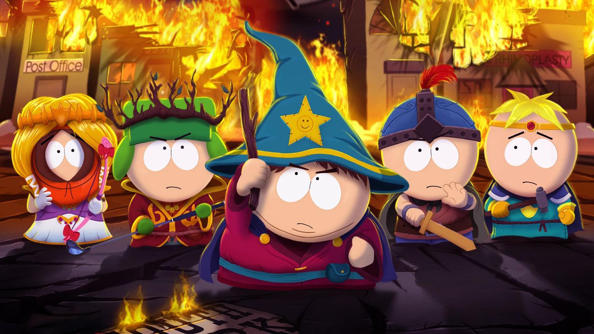 Hd South Park Wallpapers Wallpapersafari