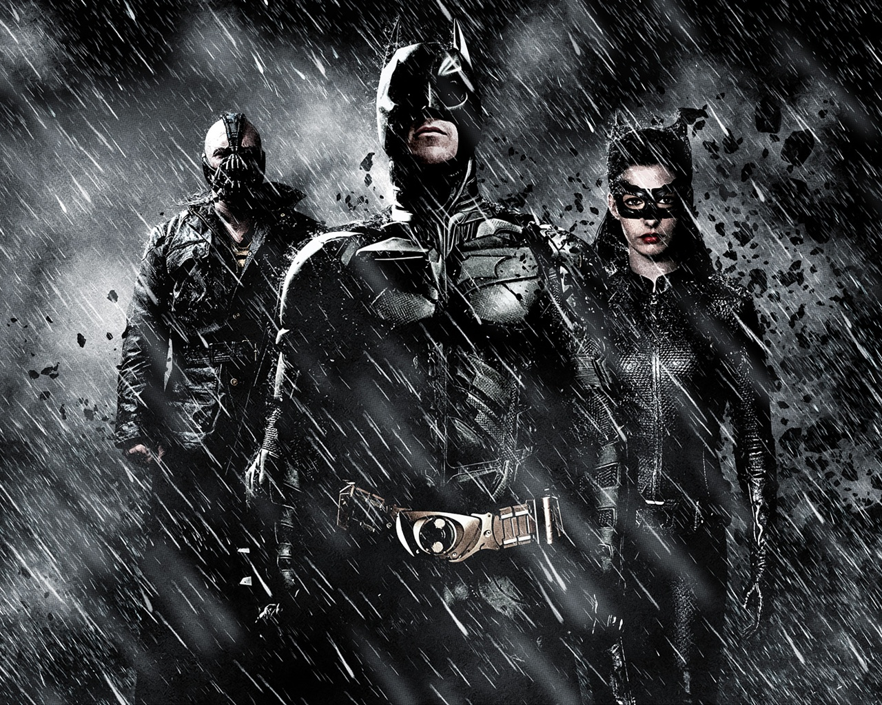 HD Wallpapers and Desktop Backgrounds Dark Knight Rises [2012] HD 1280x1024