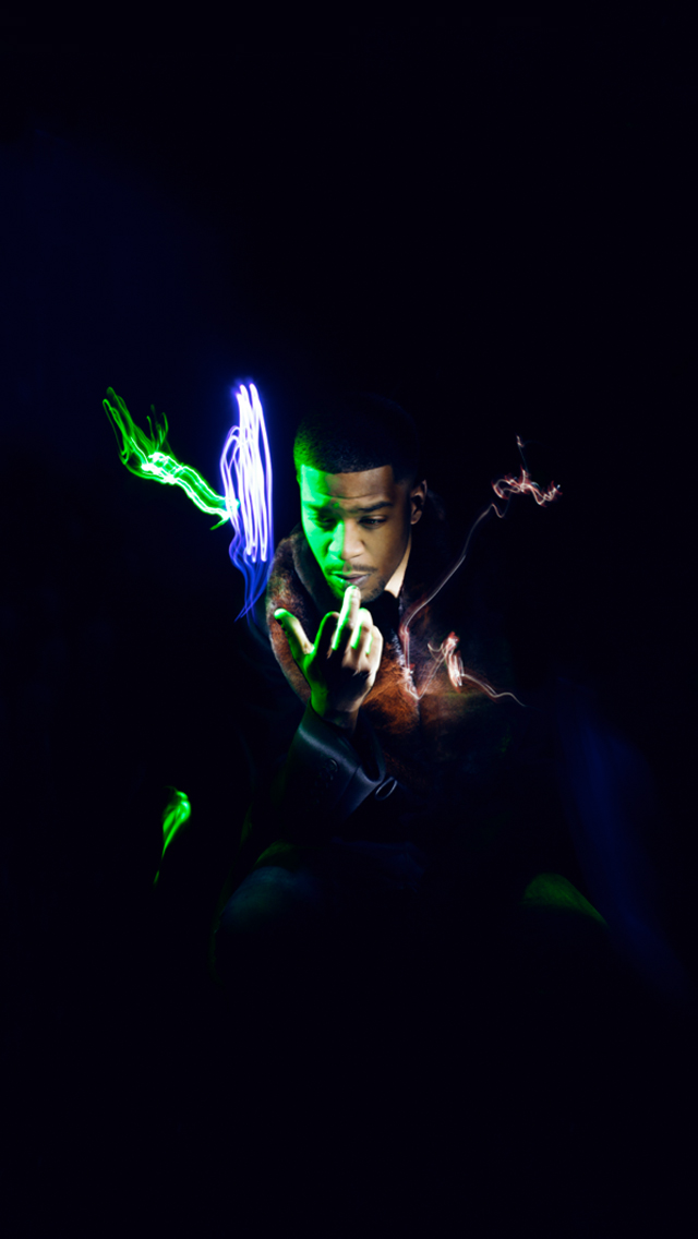 Kid Cudi IPhone 5 Wallpapers Kanye West Forum 640x1136