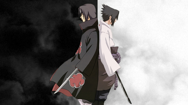 Sasuke uchiha sasuke naruto shippuden uchiha itachi 1366x768 wallpaper 800x449