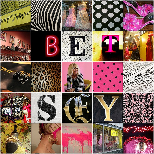 Graphic Fave Betsey Johnson Stuff Pinterest 640x640