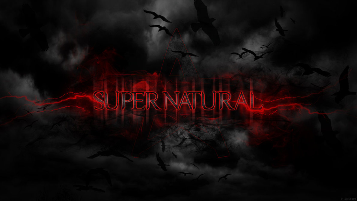 Hd Wallpapers Supernatural Logo 800 X 450 178 Kb Jpeg HD Wallpapers 1191x670