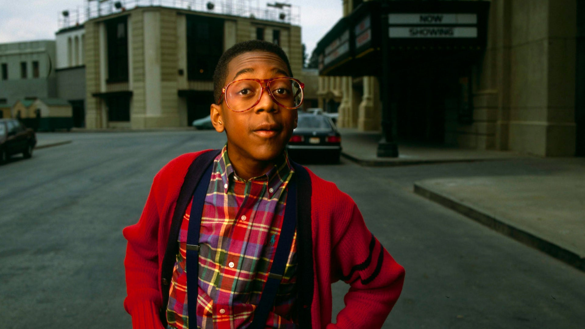Jaleel White Revives Iconic Steve Urkel Character For Scooby Doo 1920x1080