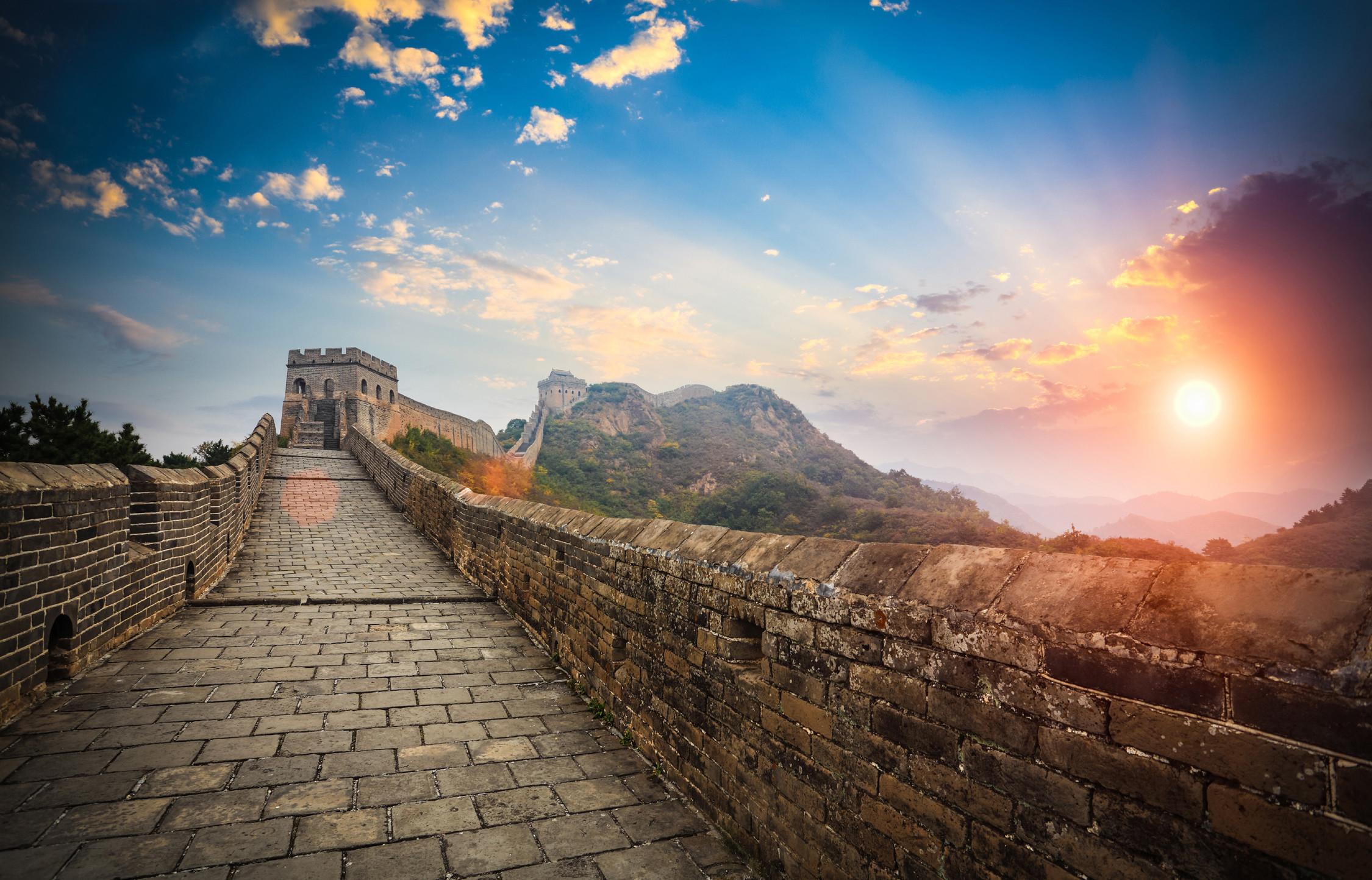 The Great Wall of China Wallpaper 51 images 2250x1443
