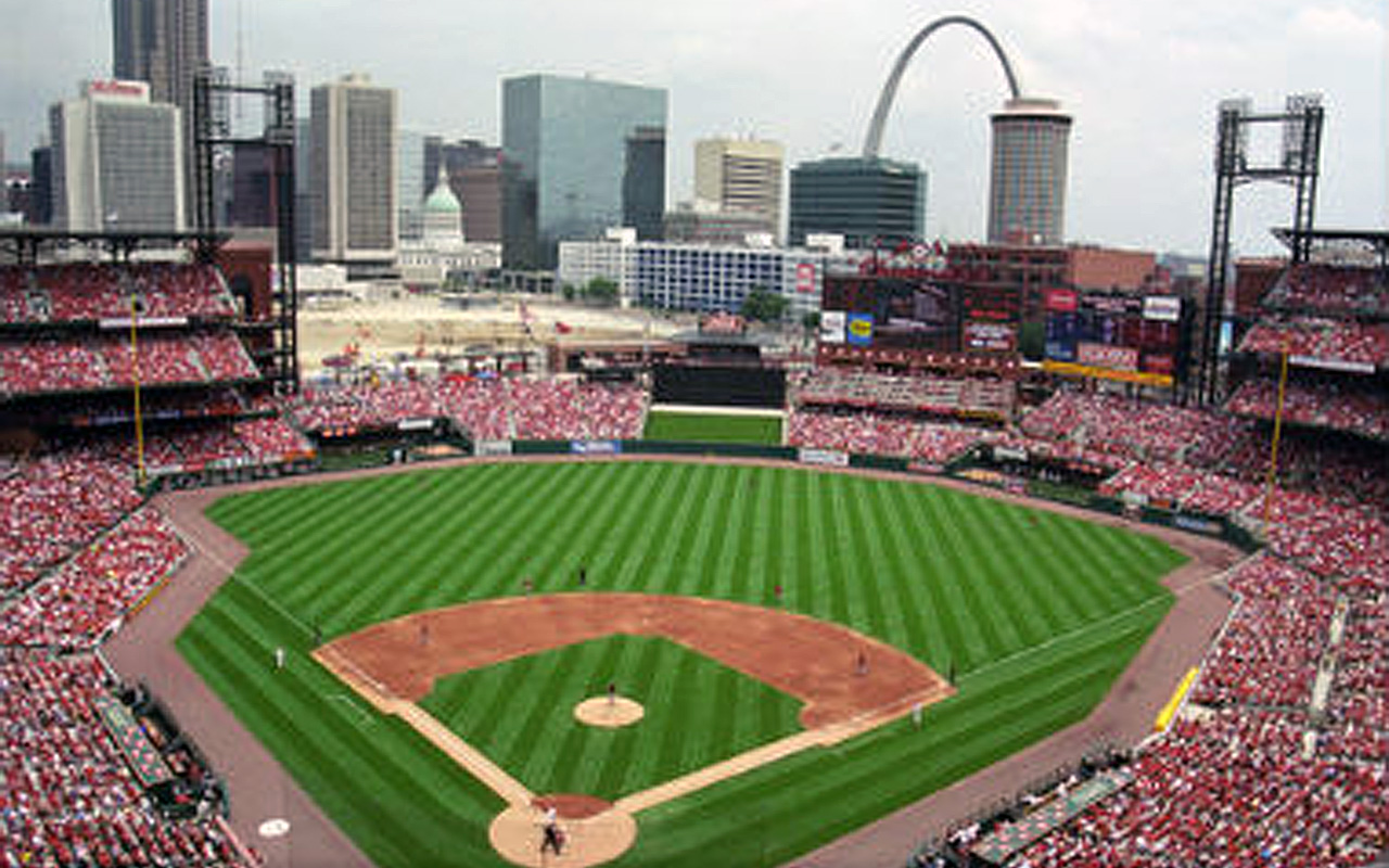 49 St Louis Cardinals Wallpaper Desktop On Wallpapersafari