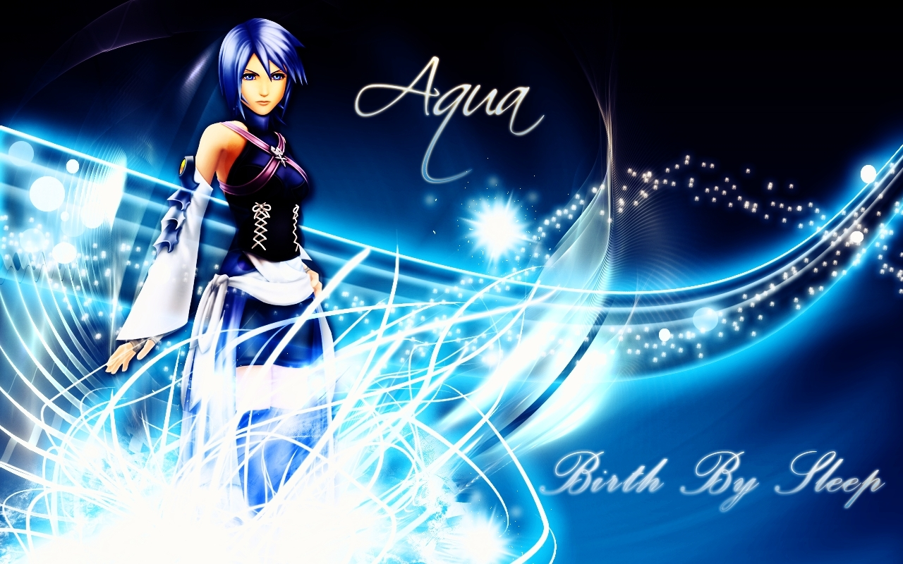 Aqua Kingdom Hearts Christmas Wallpaper | Collection 16+ Wallpapers