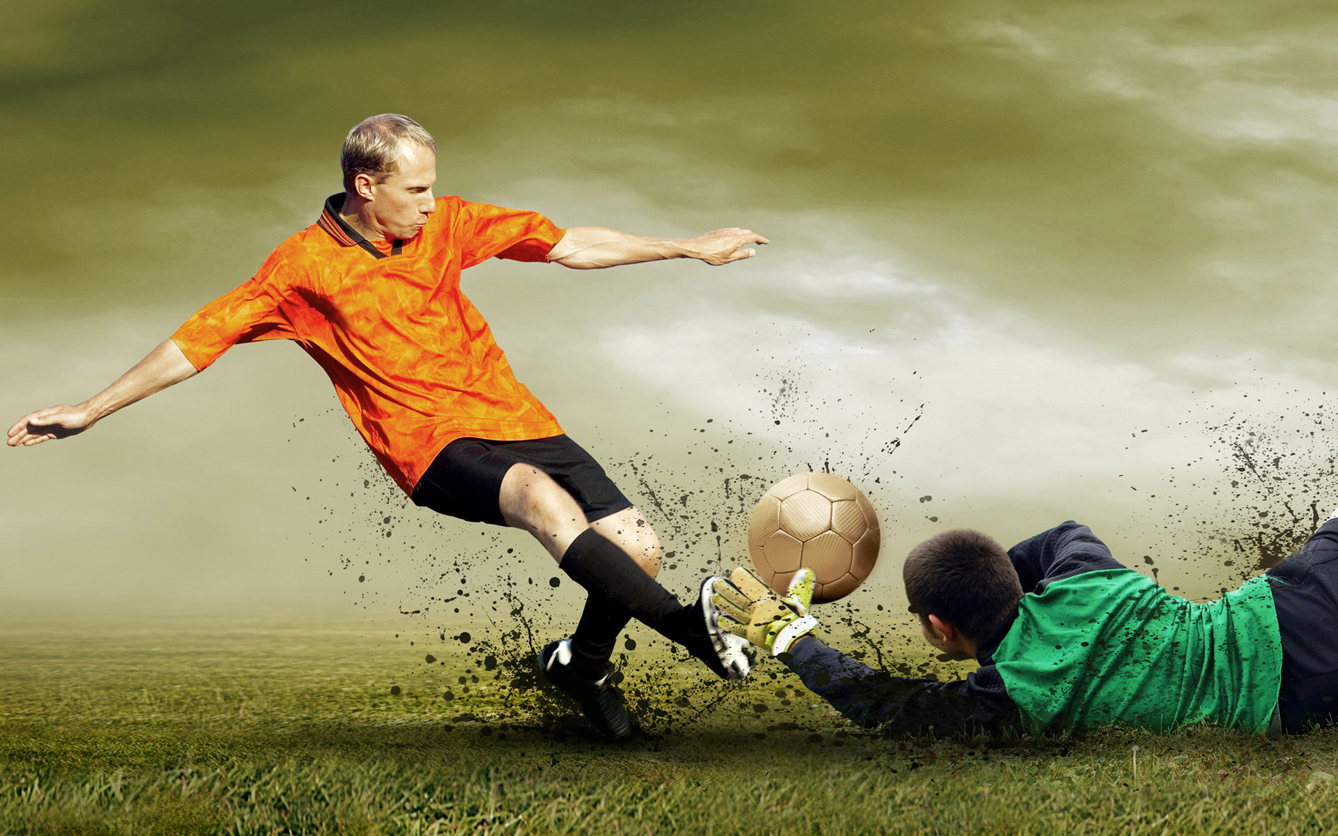 Soccer Players Wallpapers 3d Soccer Wallpaper 1920x1200