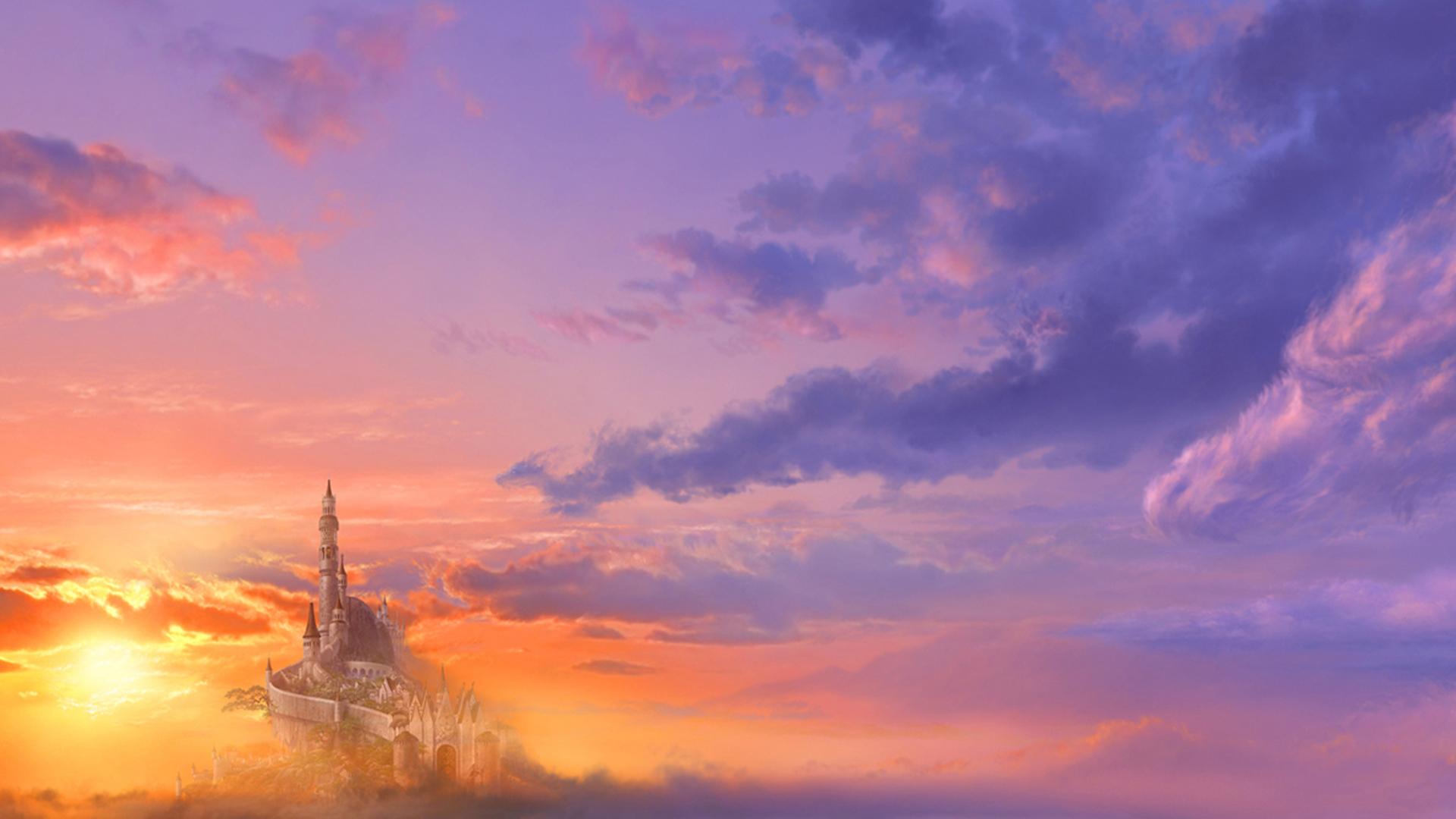 Free Download Castle In The Sky Wallpaper Forwallpapercom