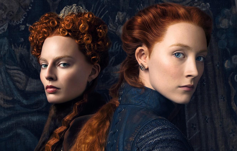 Wallpaper girls ladies two poster history drama Saoirse 1332x850