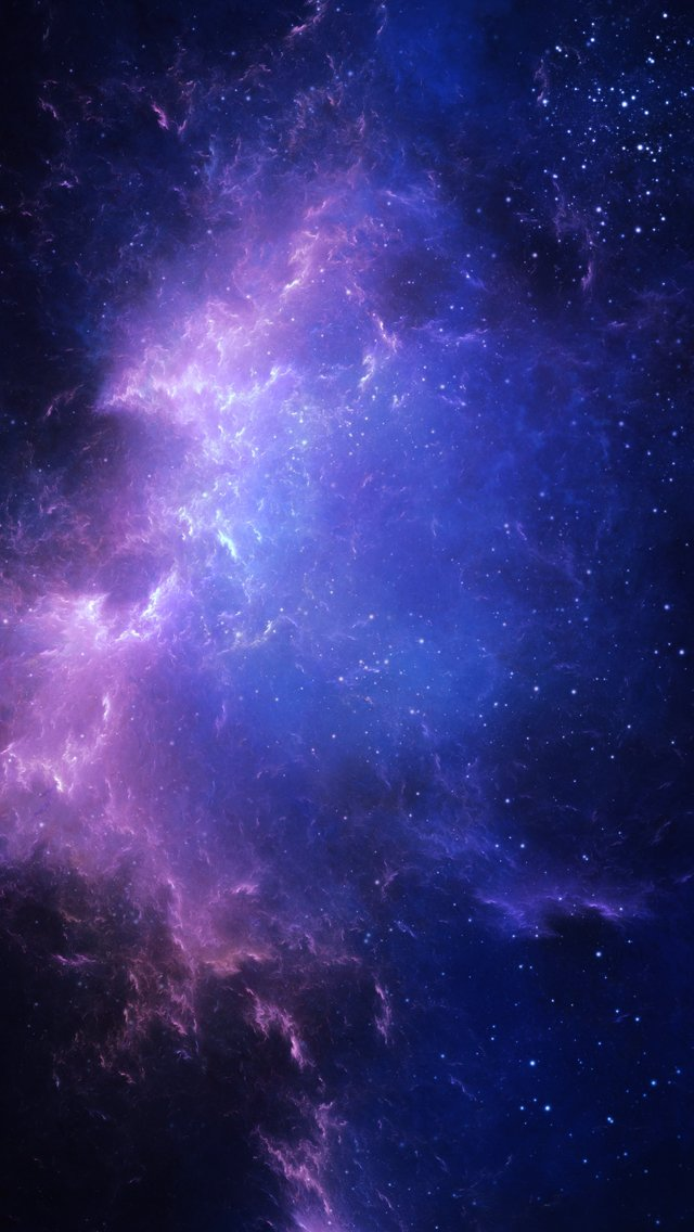 Galaxy iPhone 5 Wallpaper iPod Wallpaper HD   Download 640x1136