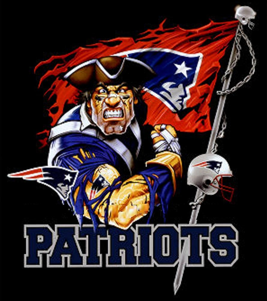 Patriots Logo Wallpaper: Patriots Wallpaper