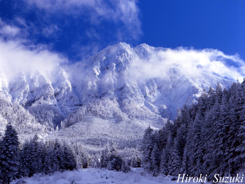 Montana Winter Wallpaper Wallpapersafari