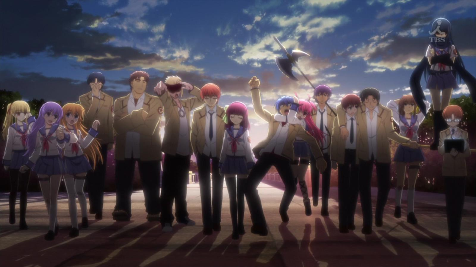 Free Download Are Viewing Angel Beats Hd Wallpaper Color Palette s Angel Beats 1600x900 For Your Desktop Mobile Tablet Explore 46 Angel Beats Wallpaper Hd Beats By Dre Wallpaper