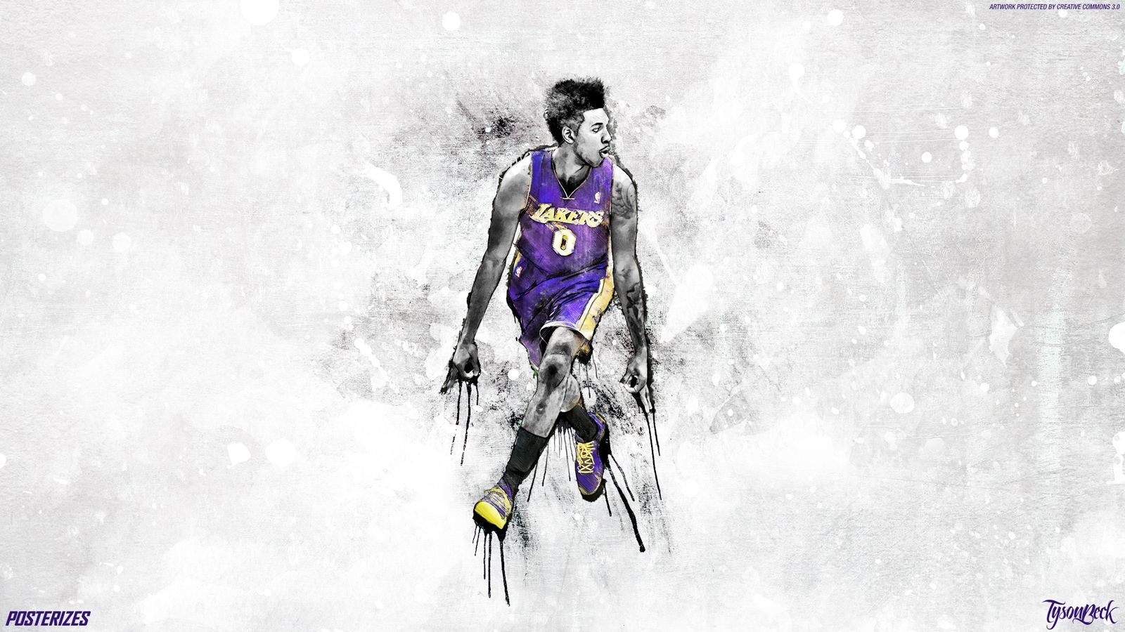 Nick Young wallpaper hd download 1600x900