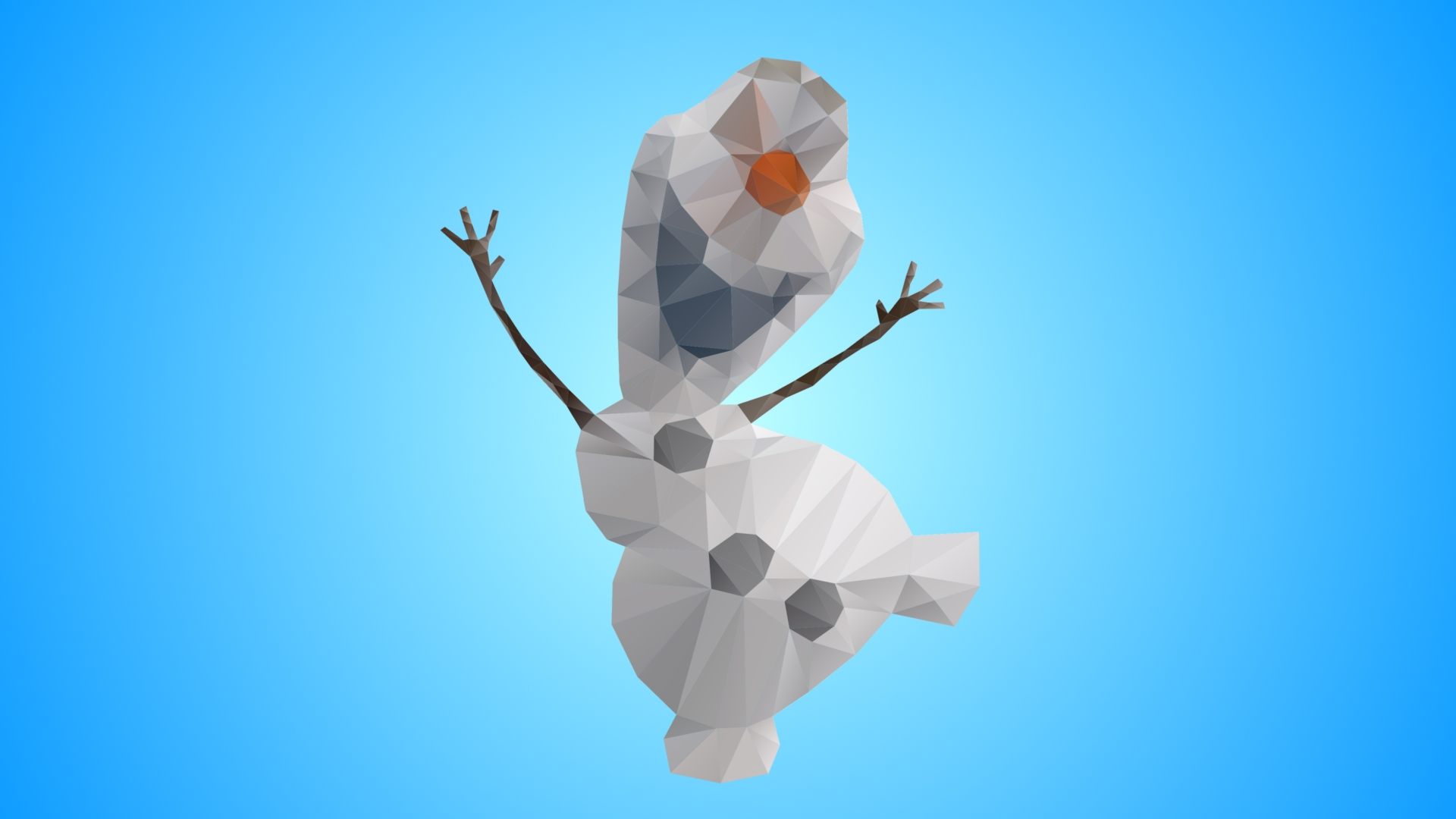 Cute Olaf Wallpapers 1920x1080