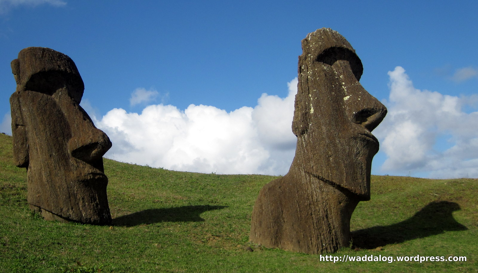Triangle Easter Island 3 HD Wallpaper Landmarks Wallpapers 1600x914