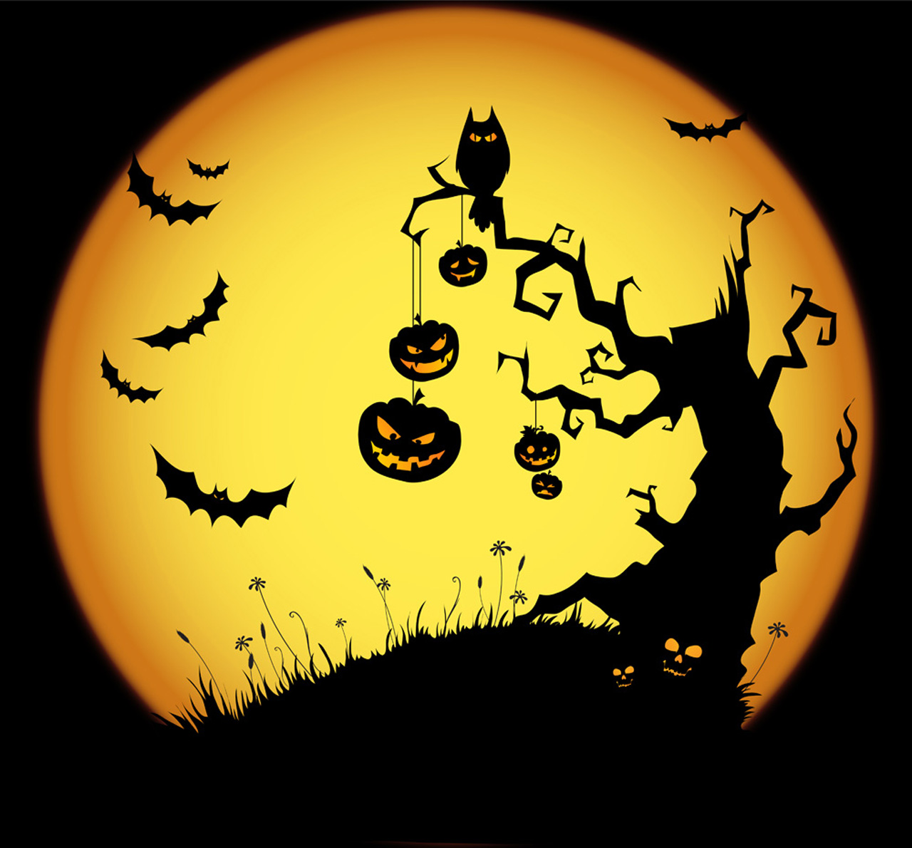 Cute Halloween Wallpapers For Android at Cool Monodomo 1280x1190